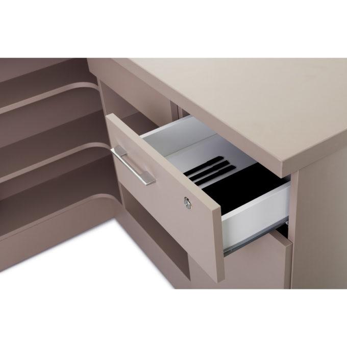 meuble avec tiroir caisse