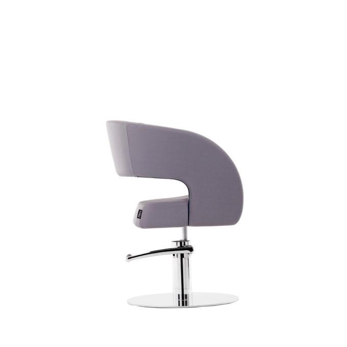 chaise de coiffure couleur pastel