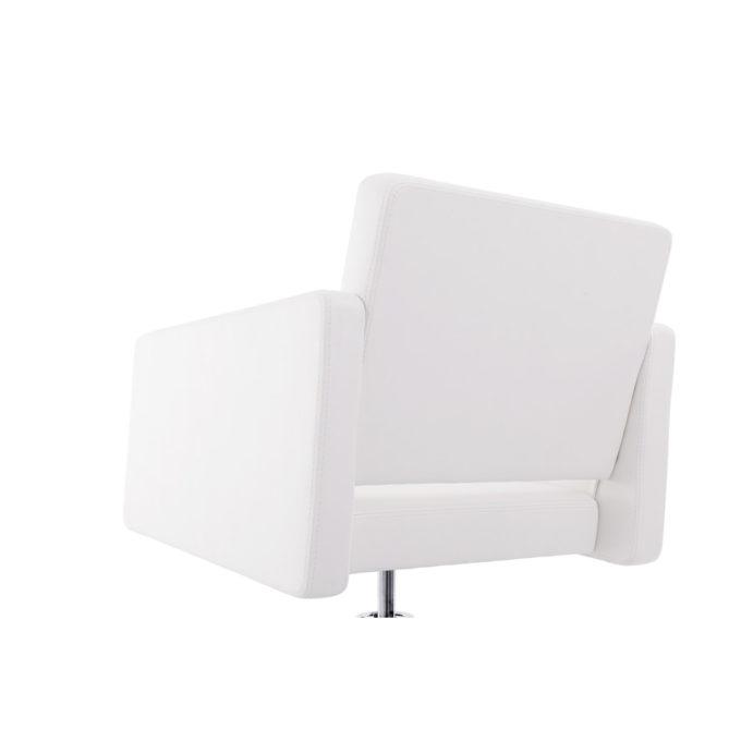 fauteuil marsella skai blanc