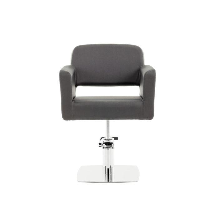 fauteuil de coiffure lima noir