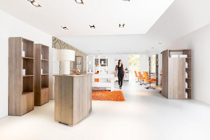 Salon de coiffure cl en main votre agencement de salon - Agencement salon de coiffure mobilier ...