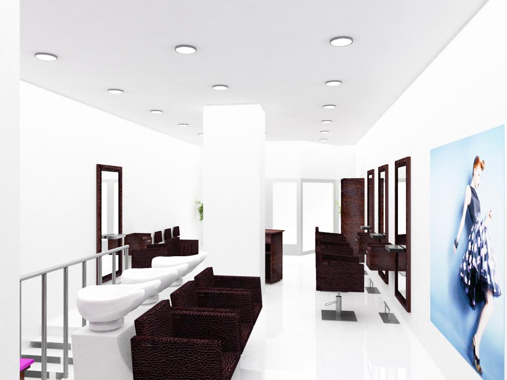 Agencement de votre salon coiffure et am nagement de salon for Salon de coiffure professionnel