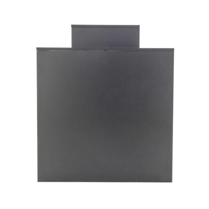 meuble caisse noir économique prix bas