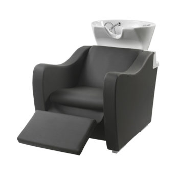 Bac de lavage relax avec fonction massage par flux d'air