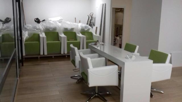 Salon de coiffure mobilier de coiffure - Mobilier salon de coiffure d occasion ...