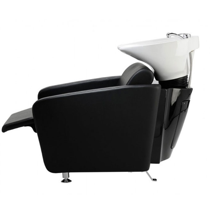 Bac à shampoing relax et confortable