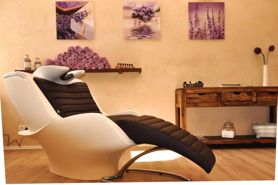 image bac à shampoing salon de coiffure mobilier