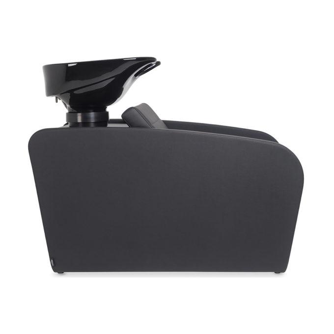 bac à shampoing original noir