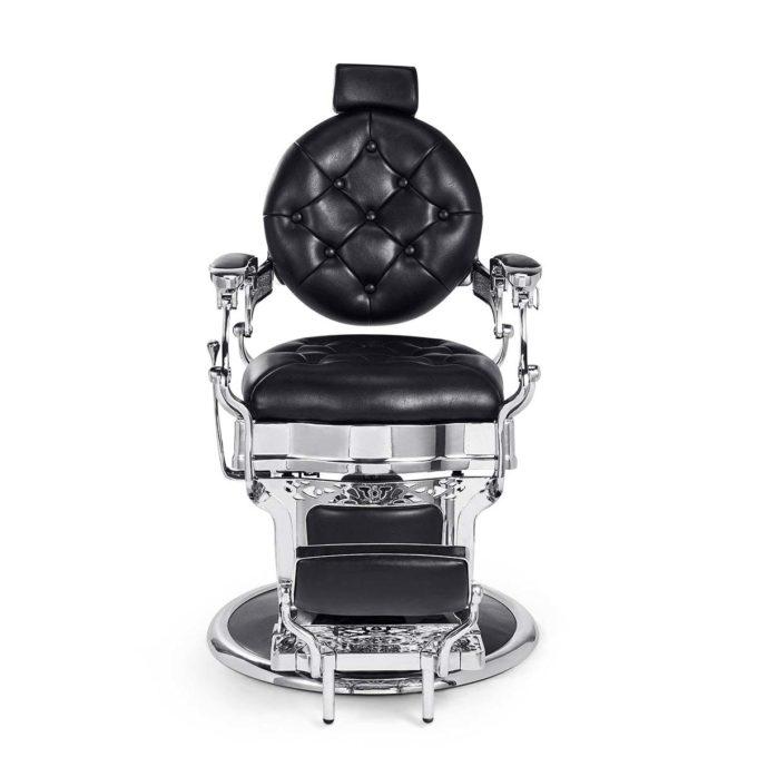 fauteuil barbershop noir vintage