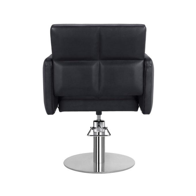 fauteuil de coiffage pied rond