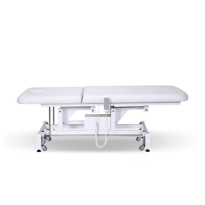 lit de massage réglable et inclinable
