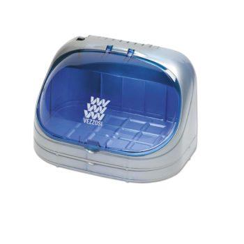 Stérilisateur, avec ampule 9Watts en abs bleu et blanc