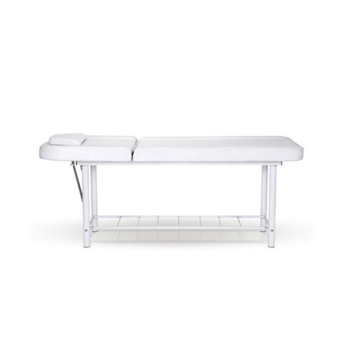 table de massage légère blanche