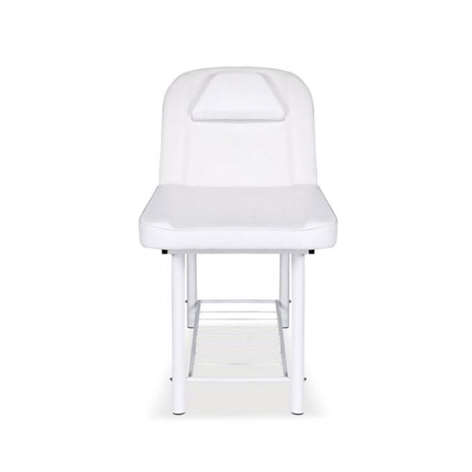 lit de massage position assise
