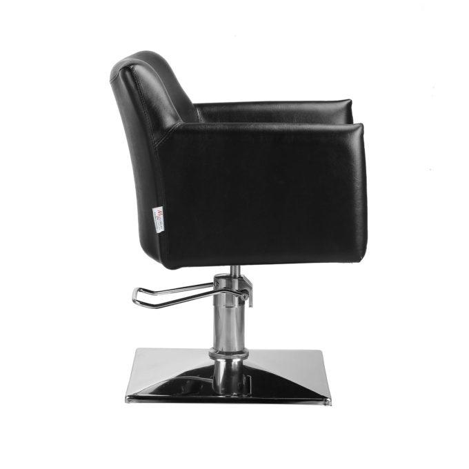 fauteuil de coiffeur profond dossier bas
