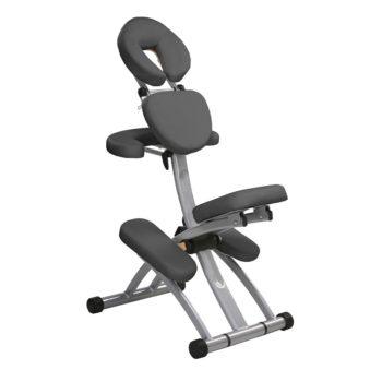 Siège de massage position assise avec siège et accoudoirs amovibles