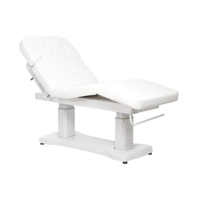 table de massage électronique avec porte rouleau