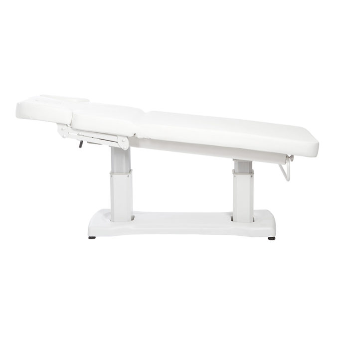 table de massage avec position Trendelenburg