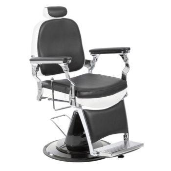 fauteuil barber shop style années 50