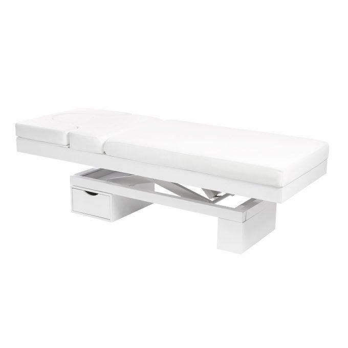 table de massage et spa, électrique avec éclairage LED