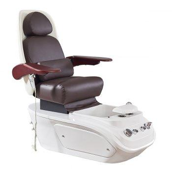 siège de pédicure, spa, avec bain et massage chauffant