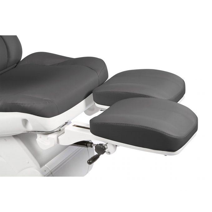 fauteuil électrique avec réglage repose-pieds