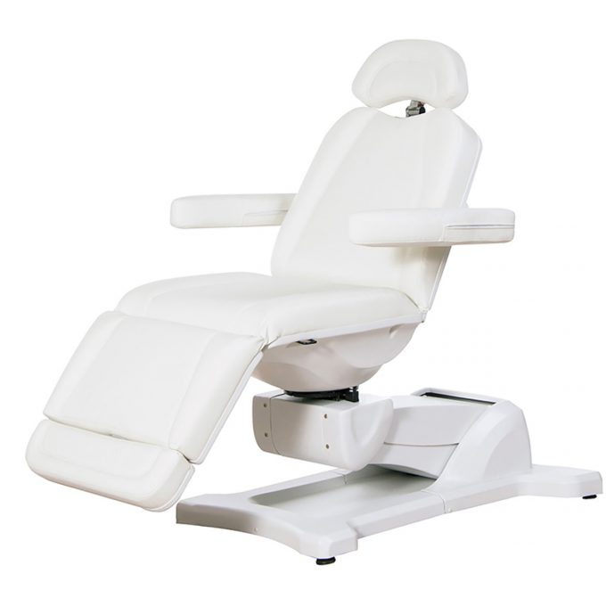 fauteuil esthétique, fonction Trendelenburg, 4 moteurs