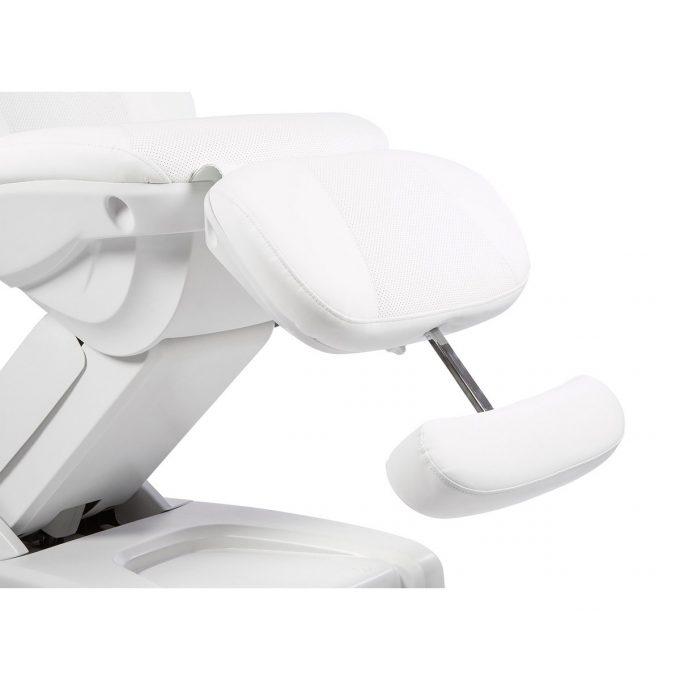 fauteuil eshtétique 4 moteurs, éclairage led, télécommande pied et main