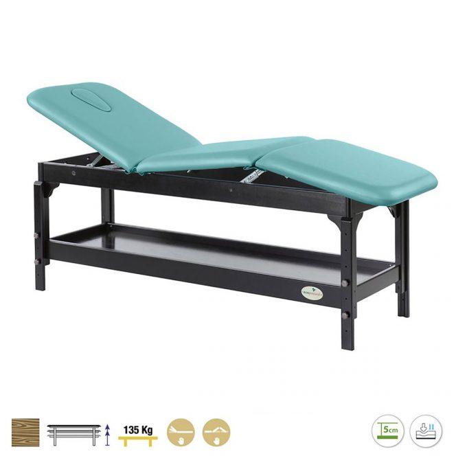 table 3 plans, massage, Ecopotural, noire