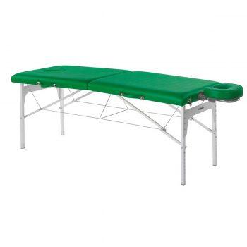 table de massage ecopostural pliante avec appuie tête amovible