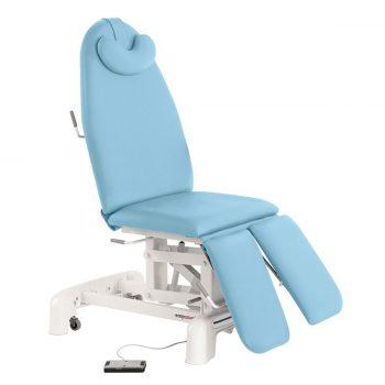 fauteuil de pédicure Ecopostural avec réglage hauteur électrique