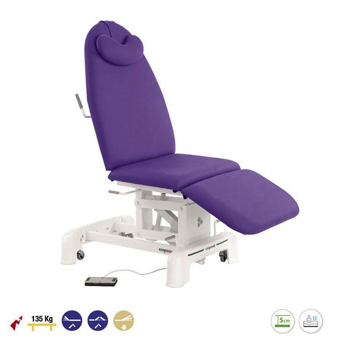 fauteuil médical et esthétique Ecopostural