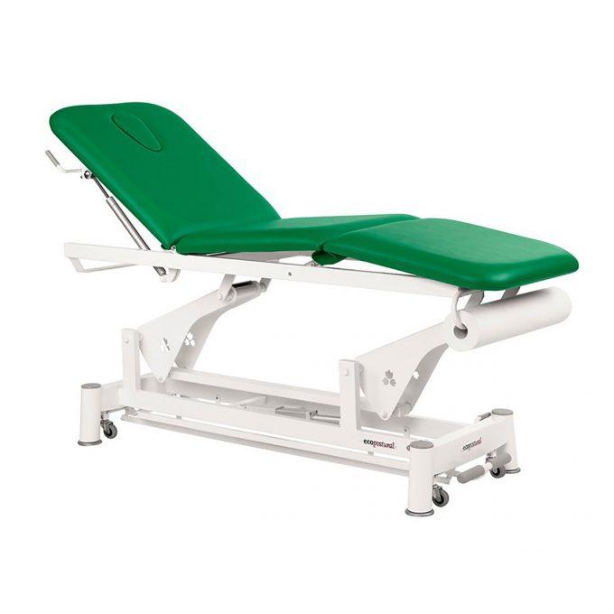 table ecopostural, 3 plans, de massage et examen électrique